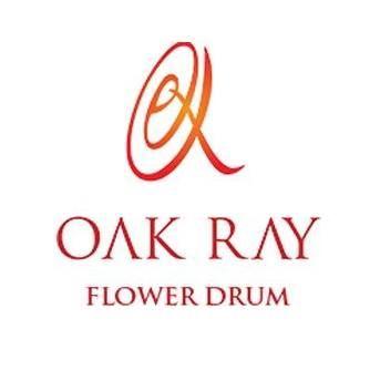 Oak Ray Flower Drum