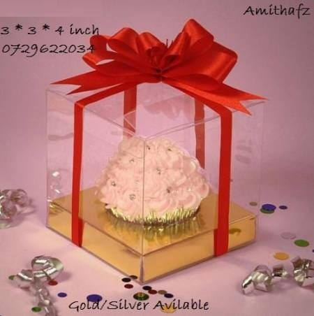 Wedding and Party Gift Giveway Cupcake cups box sale colombo price