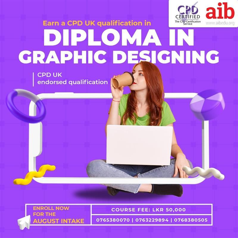 Diploma in Graphic Designing CPD (UK)