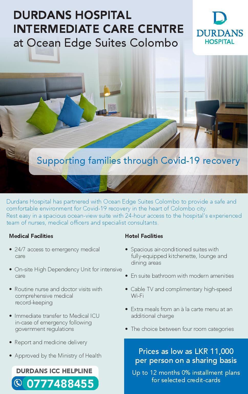 Durdans Hospital Intermediate Care Center
