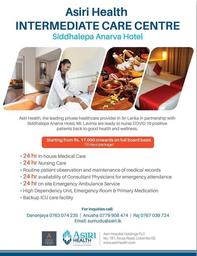 Asiri Health Intermediate Care Centre