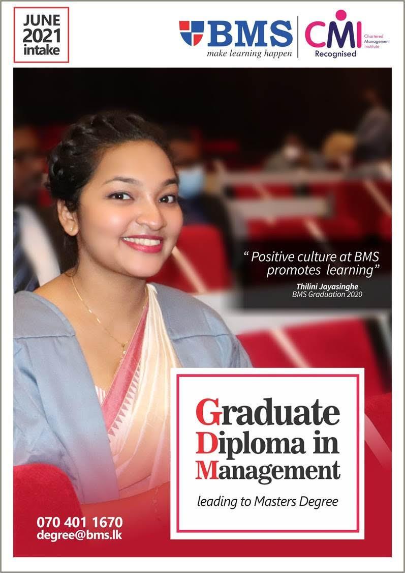 BMS-Graduate Diploma in Management