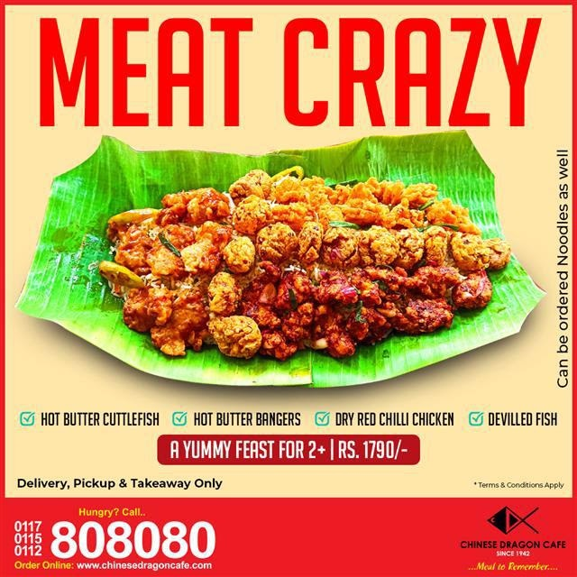 Introducing Absolute 4 Meat Crazy