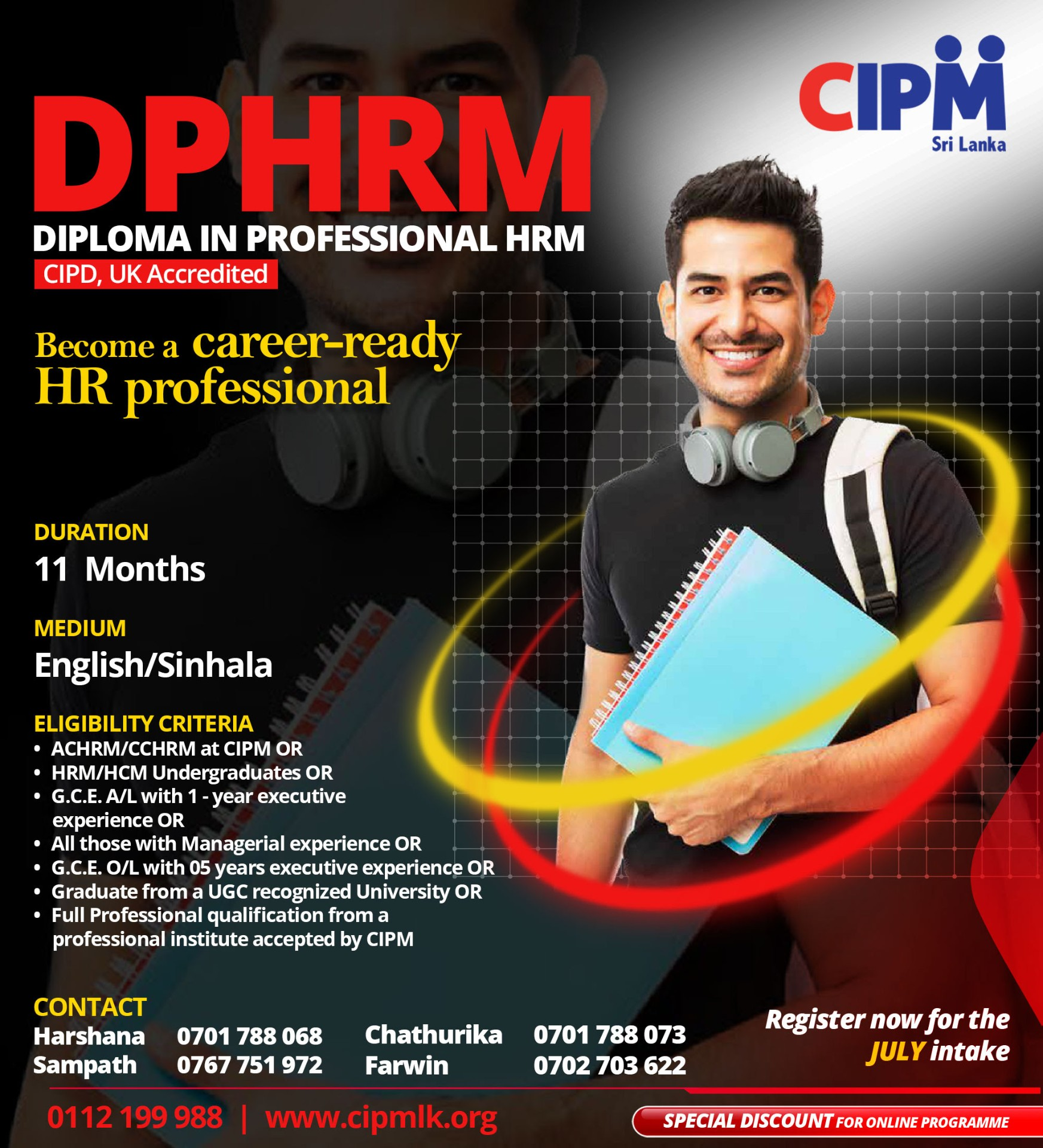 Diploma in Professional HRM