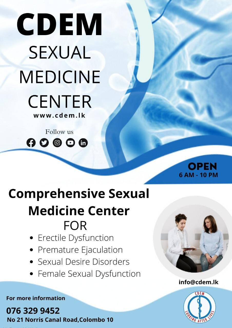 CDEM - Comprehensive Sexual Medicine Center Services