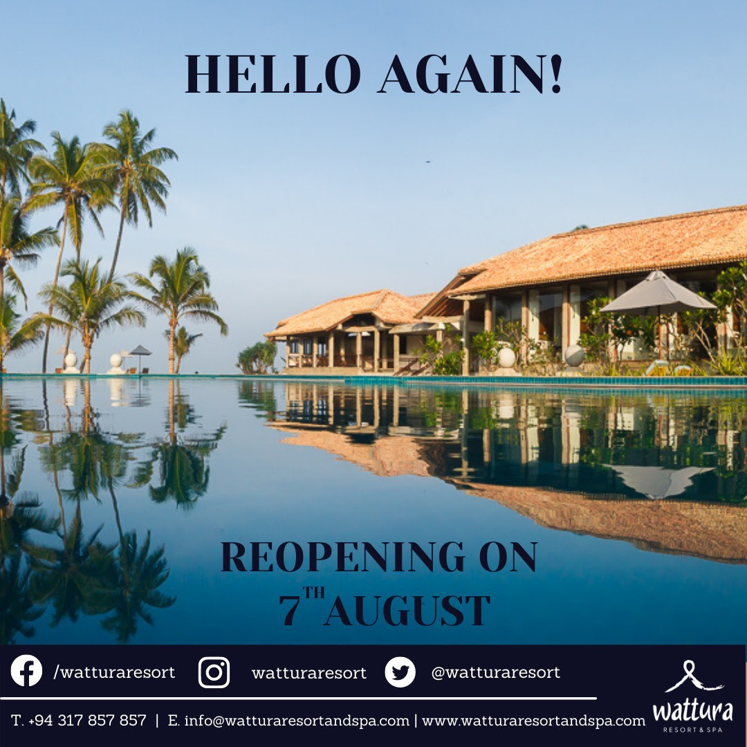 """"""" Refreshing your Soul Experience at Wattura Resort and Spa"""""""