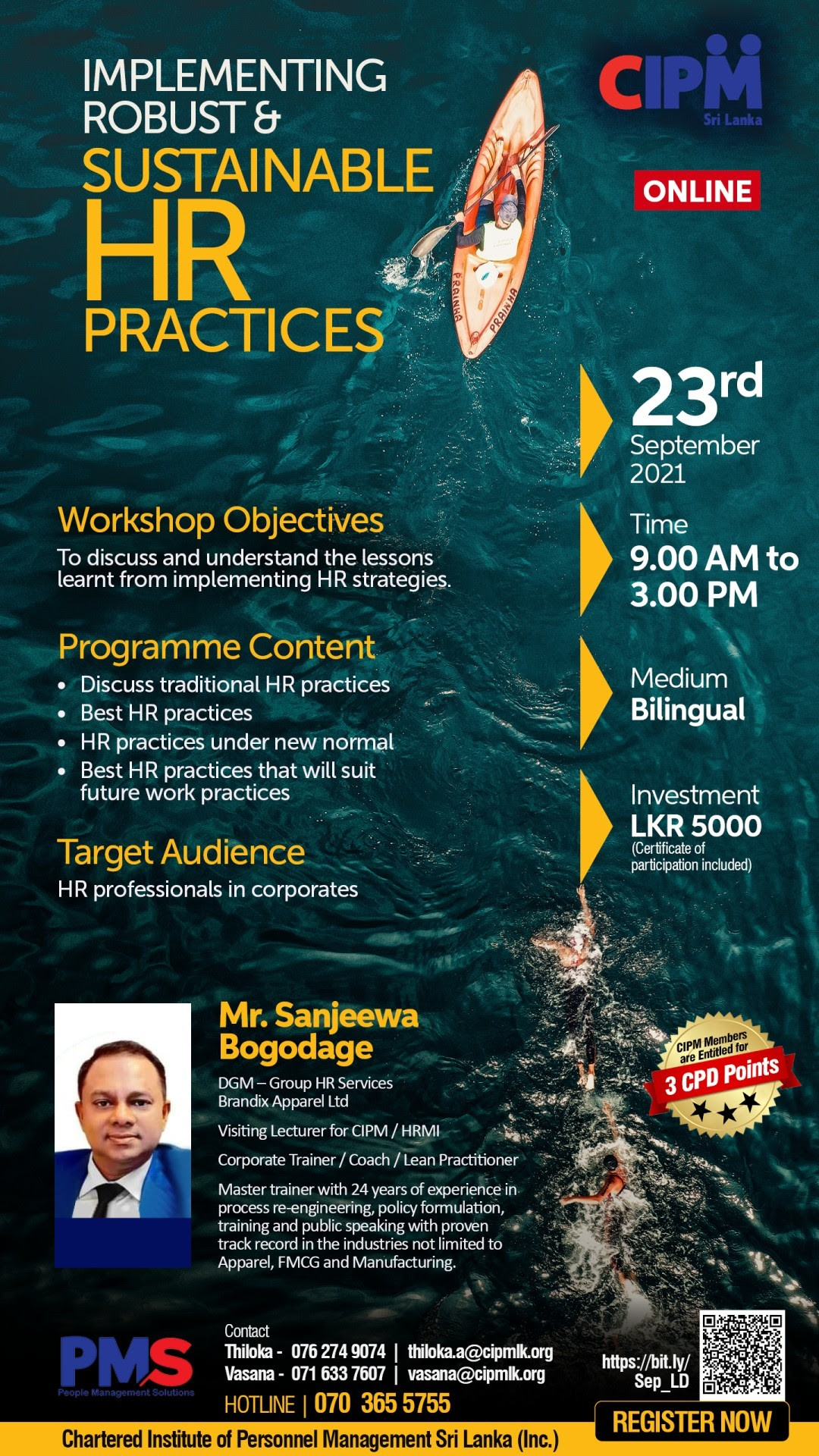 Implementing Robust & Sustainable HR Practices