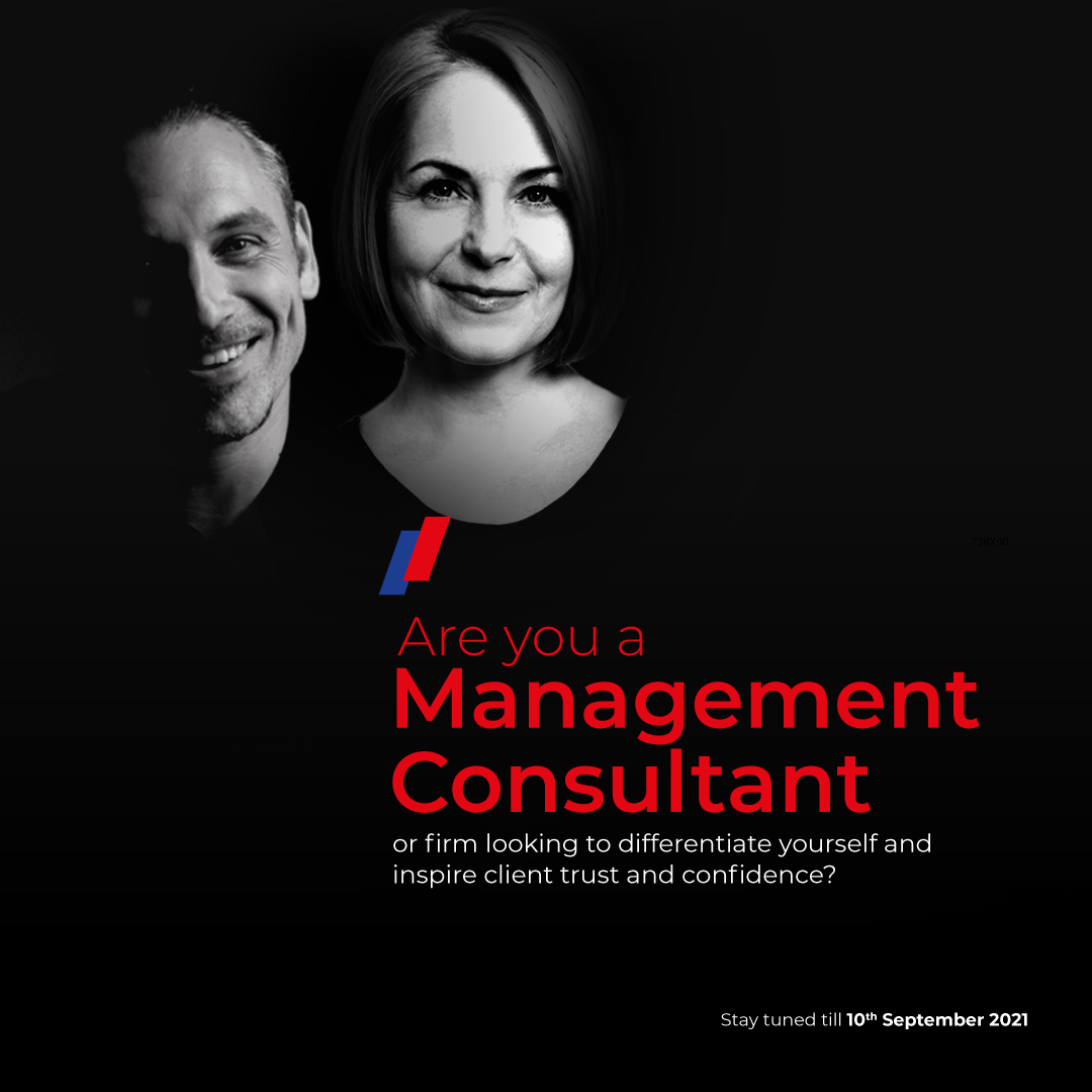 Are you a Management Consultant
