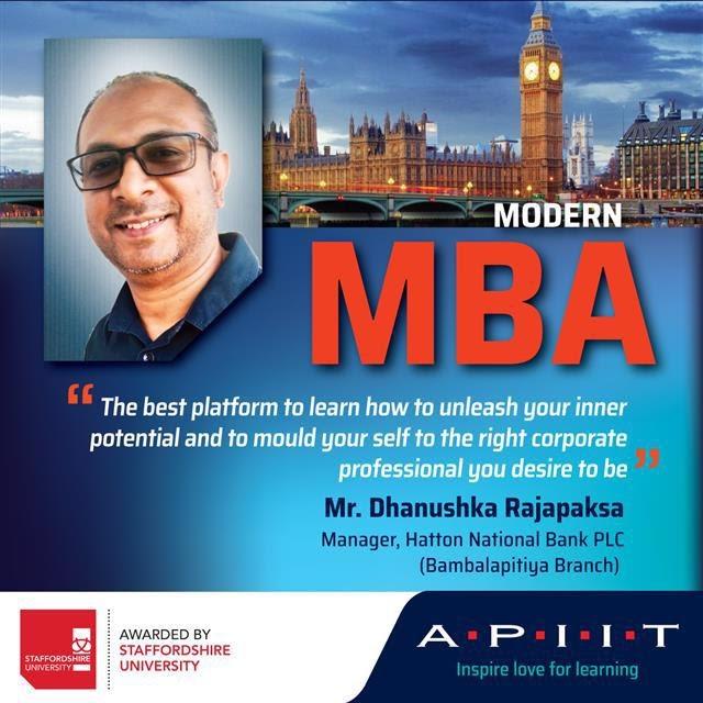 Student say- MBA Staffordshire University…!