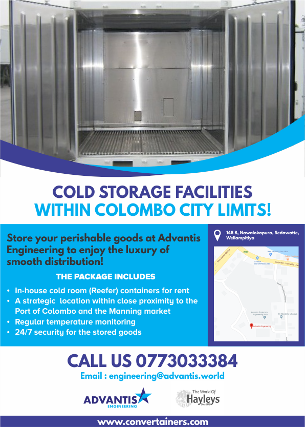 Storage Solutions from Advantis Engineering!
