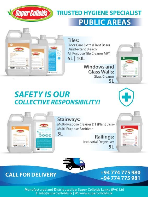Cleanliness keeps away diseases