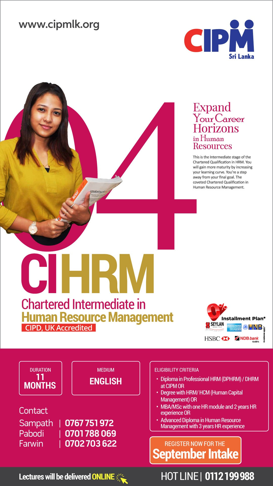 Expand Your Career Horizons in Human Resources