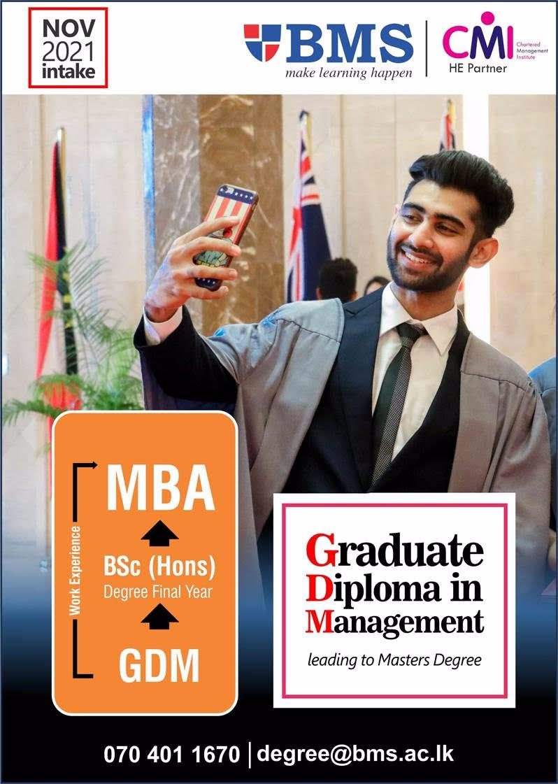 Graduate Diploma in Management