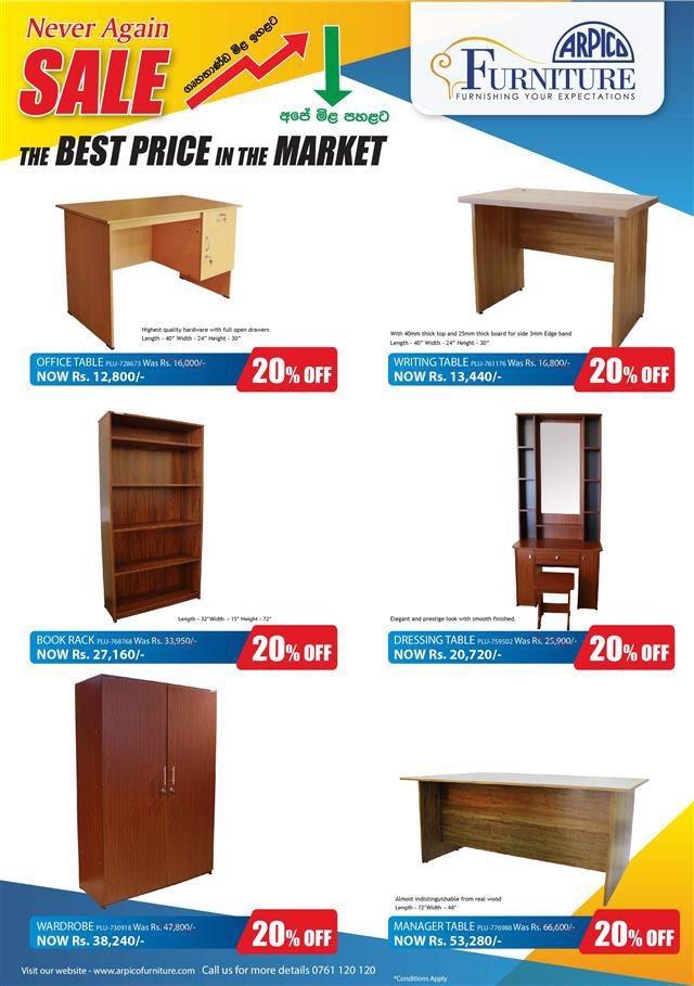 Arpico Furniture Panel Range