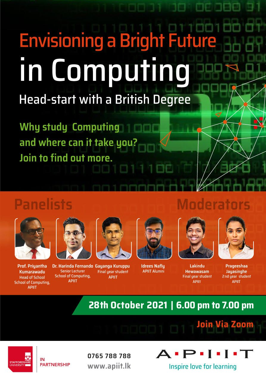 Why study Computing and where can it take you?