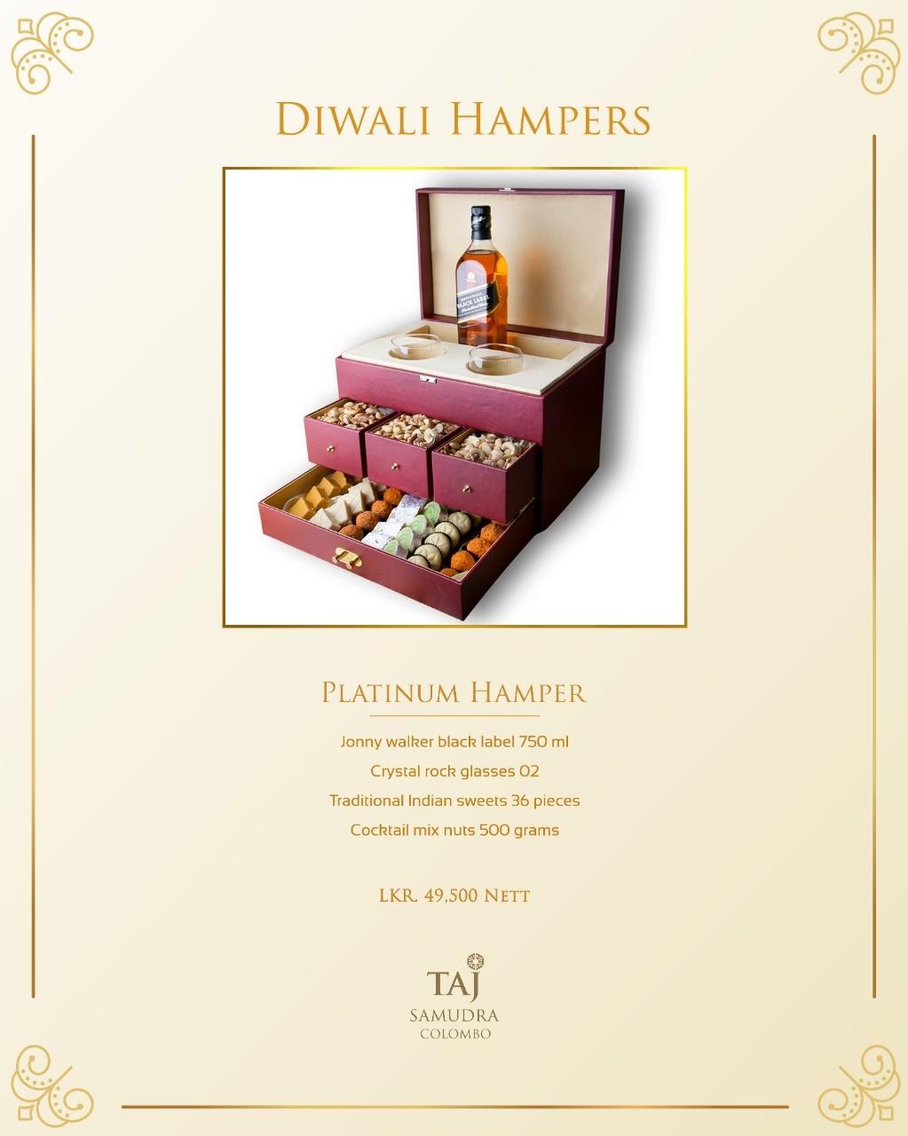 TAJ DIWALI SWEETS AND HAMPERS