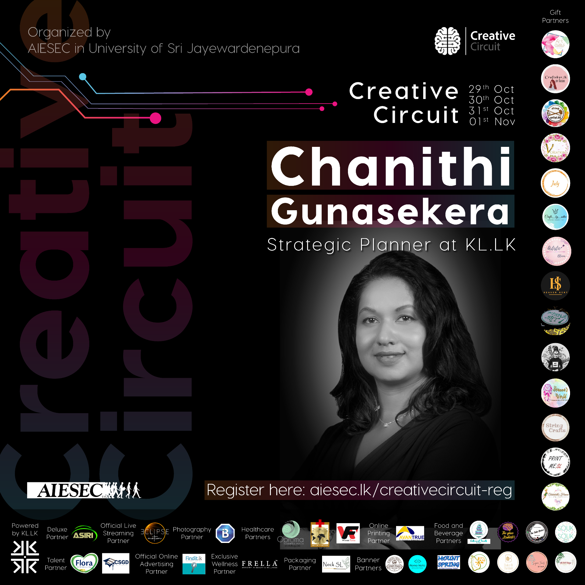 Meet Chanithi Gunasekera  - Strategic Planner at KL.LK